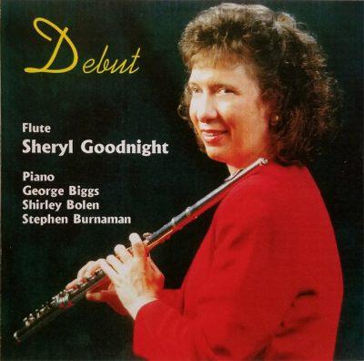 Sheryl Goodnight CD Cover